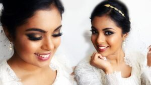 Christian bride Experienced Professional makeup artist bridal prebridal package Dahisar Mumbai Reasonable cost Rs 4000 with siders Friends family complete family package Rs 10000