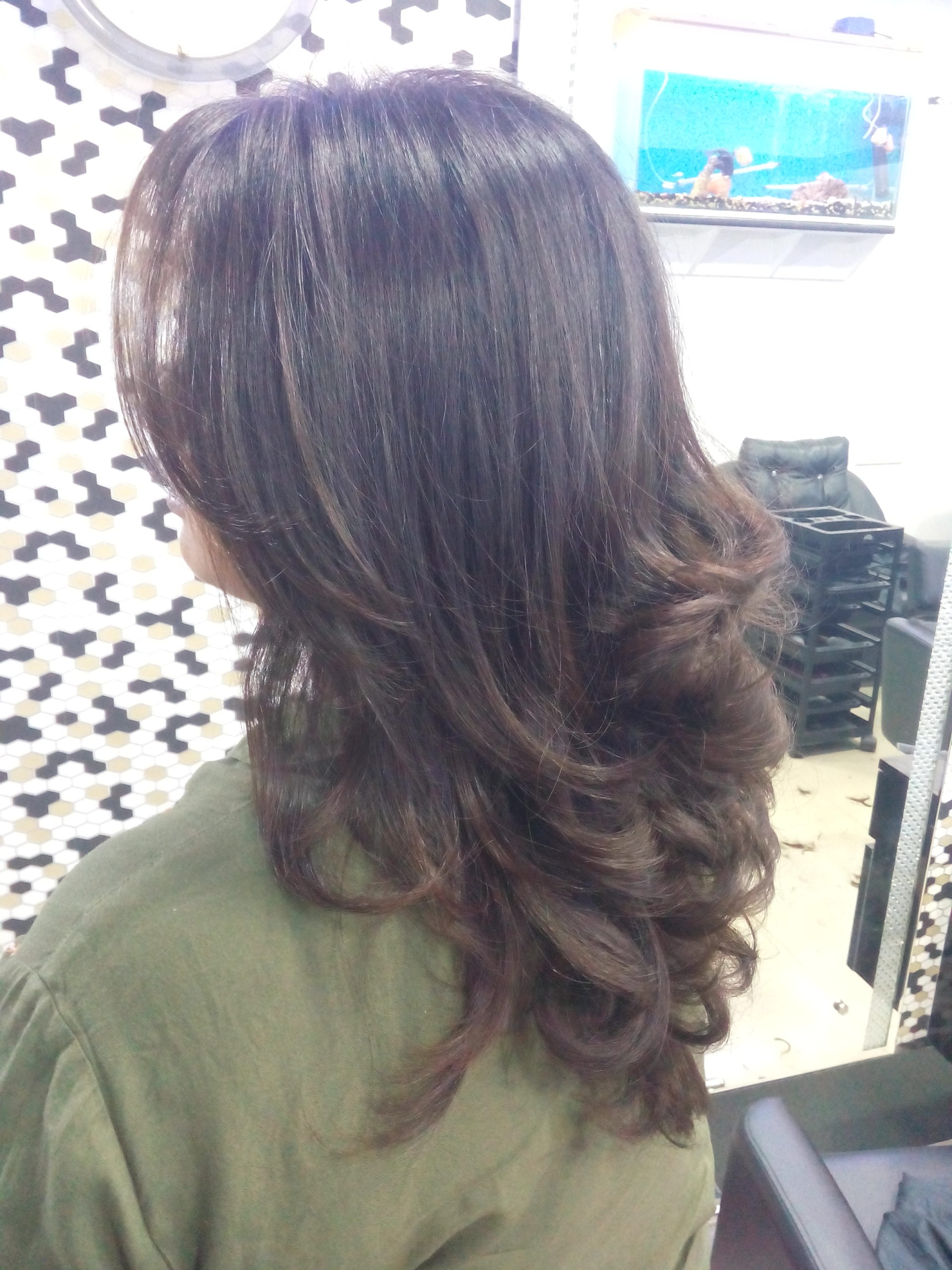 Showstopper Mira Road Hair Styling 3 Showstopper Salon Academy